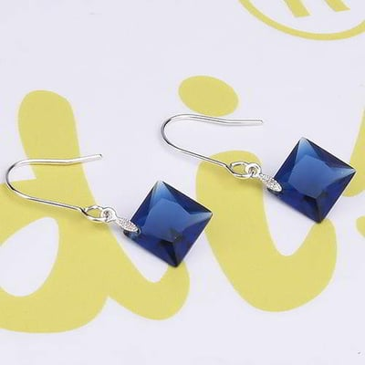 Square Diamond 6pcs RCFB6B-Blue