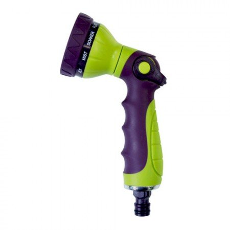 """GREEN LAND 3/4"""" Triggle Nozzle+Tool Adaptor 10-Pattern #06-163"""