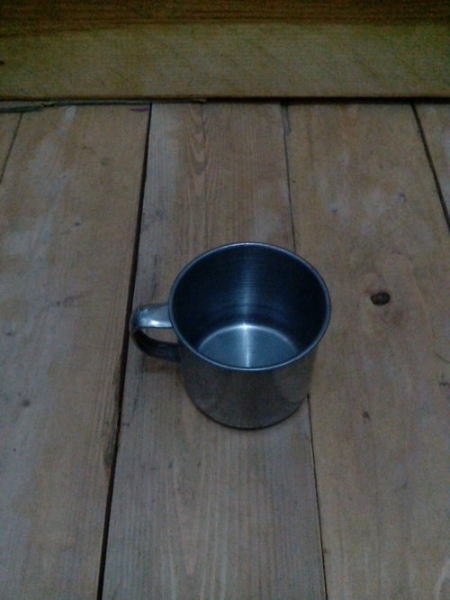 Cangkir Mini Mug Kopi Mini Gelas Kecil Stainless Steel