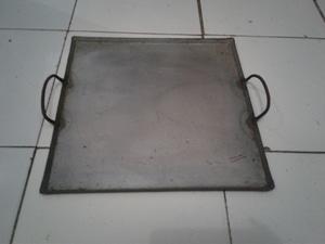 Loyang Wajan Kuali Roti Goreng Bakar Bandung Martabak Telur 35x35 cm