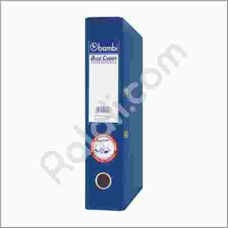 BAMBI PVC Lever Archfile Blue Cyber 1010