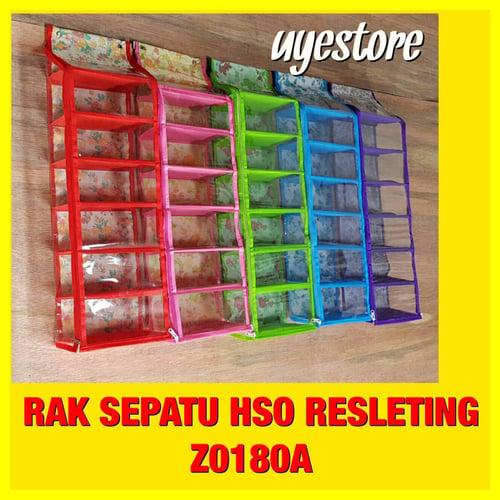 RAK SEPATU GANTUNG RESLETING 7 SAP Z0180A