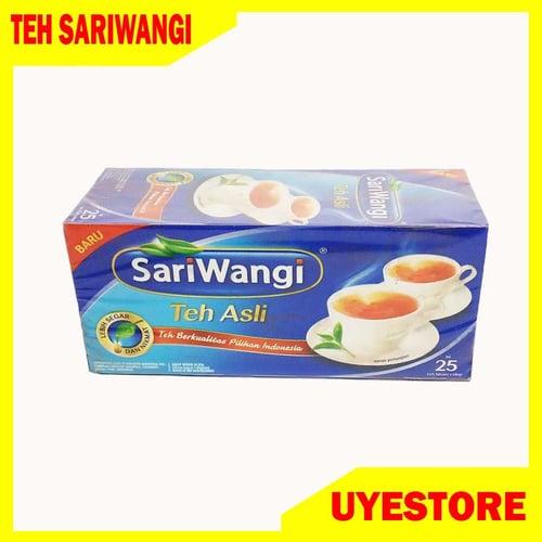 TEH SARIWANGI BOX ISI 25 TEA BAG Z0220A