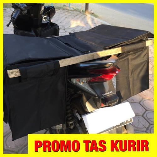 TAS KURIR OBROK SEPEDAH MOTOR DELIVERY Z0112A