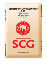 SCG Semen PCC 50 kg