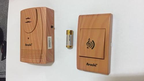 Bel Pintu Bel Rumah Door Bell Wireless ARASHI