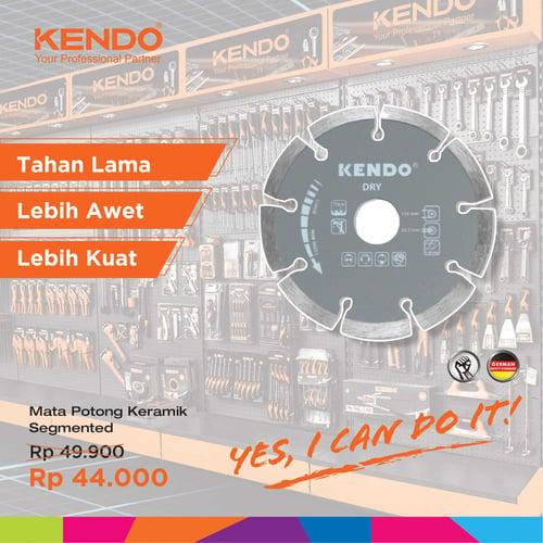 KENDO Diamond Cutting Blade Mata Potong Keramik By Bionic Hardware