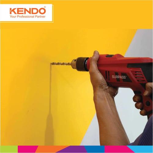 KENDO Masonry Drill - Mata Bor Beton 6mm By Bionic Hardware