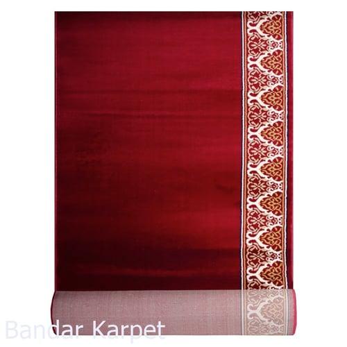 Karpet Masjid Al Imam 28006 120 x 600cm Merah