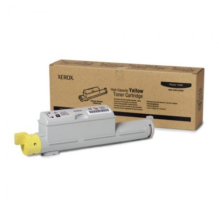 FUJI XEROX High Capacity 12000 Pages 106R01220 Yellow