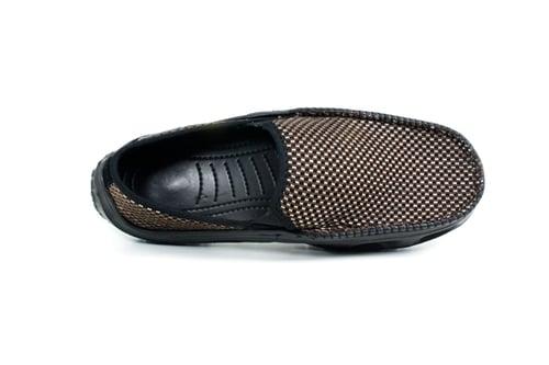 Sepatu Pria Kasual Slipon Ode By Ardiles BRANDON  Coklat  / Brown Size 41 43 Sedia 3 Warna Pilihan