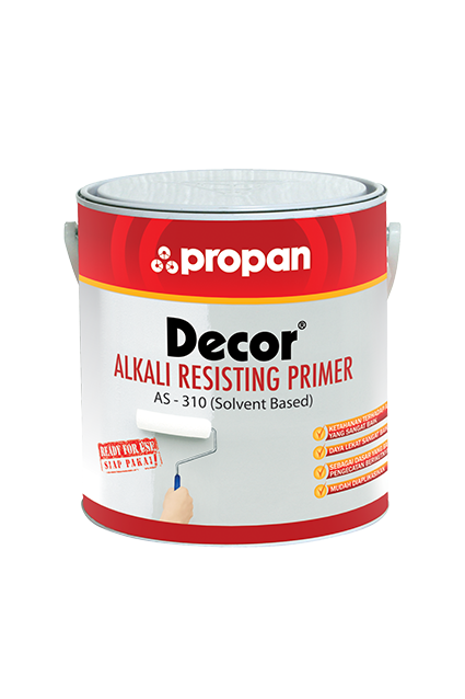 PROPAN Cat Decor Alkali Resisting Primer AS 310 2.5 L
