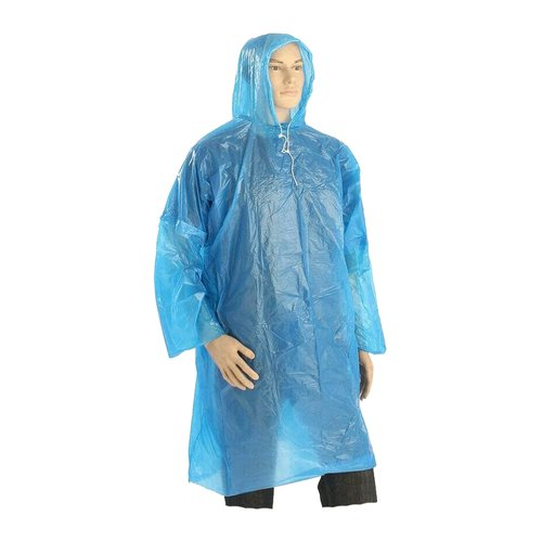 Jas Hujan Poncho Bromo Plastik