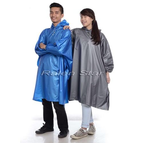 Jas Hujan Poncho Tangan Montegi