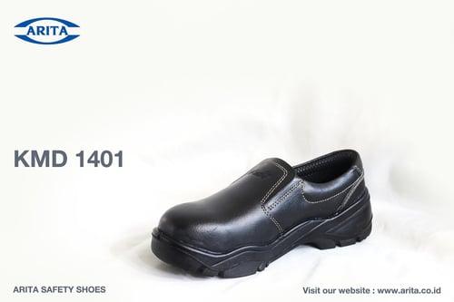 KOMO Safety Shoe Poly Urethane Silverline KMD 1401