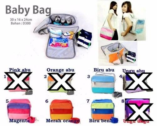 BABY BAG 2in1 / TAS TRAVEL BAYI SJ0066