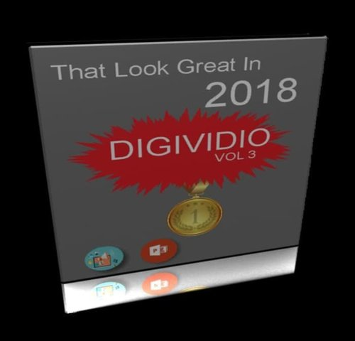 HOT SALE Digividio Vol 3
