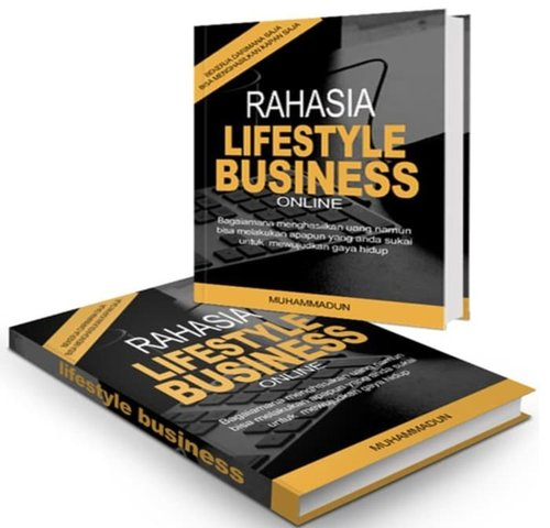 HOT SALE Rahasia Lifestyle Business Online