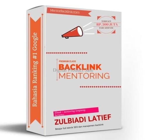 HOT SALE Terlaris Backlink Mentoring 3 in 1