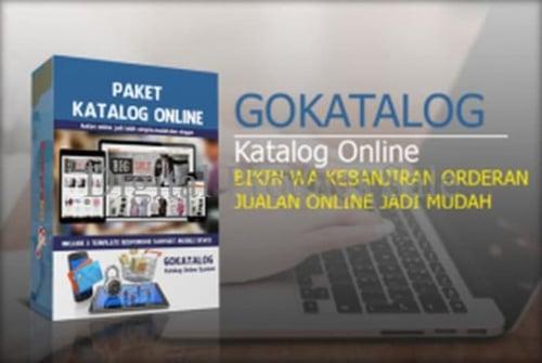 HOT SALE Terlaris GoKatalog