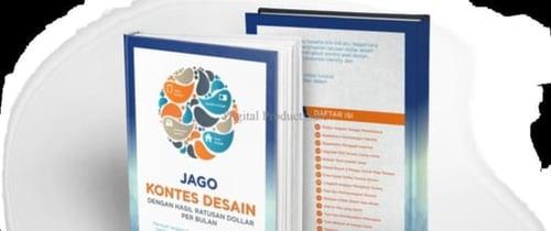 HOT SALE Terlaris Jago Kontes Desain