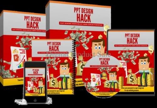 HOT SALE Terlaris PPT Design Hack