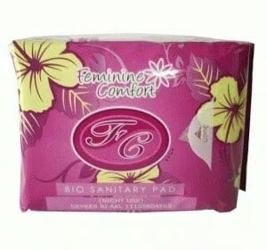 Pembalut herbal Avail Night Use