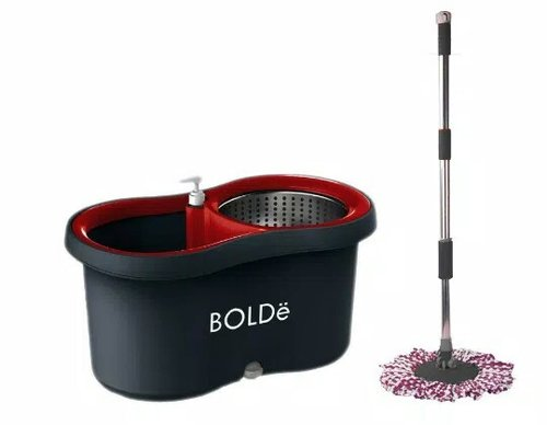Super Mop Bolde M-88X Black Red Limited Edition