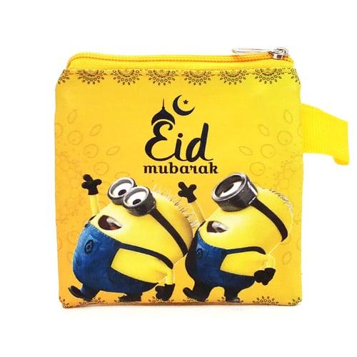 Amplop Lebaran Minion Dompet Fitrah THR Eid Mubarak