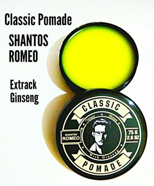 shantos romeo classic pomade