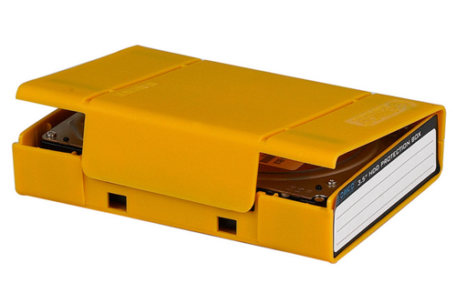 ORICO PHP-35 3.5 HDD Protection Box - Kuning