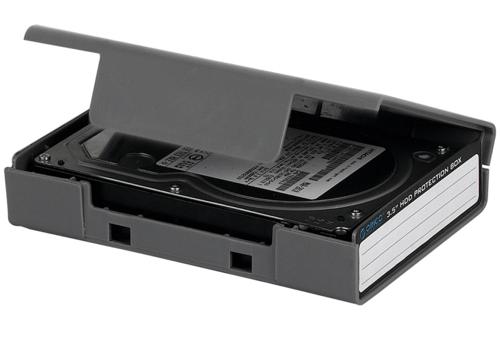 ORICO PHP-35 3.5 HDD Protection Box - Abu abu