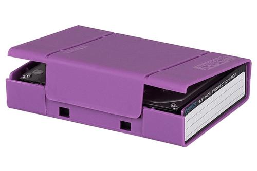 ORICO PHP-35 3.5 HDD Protection Box - Ungu
