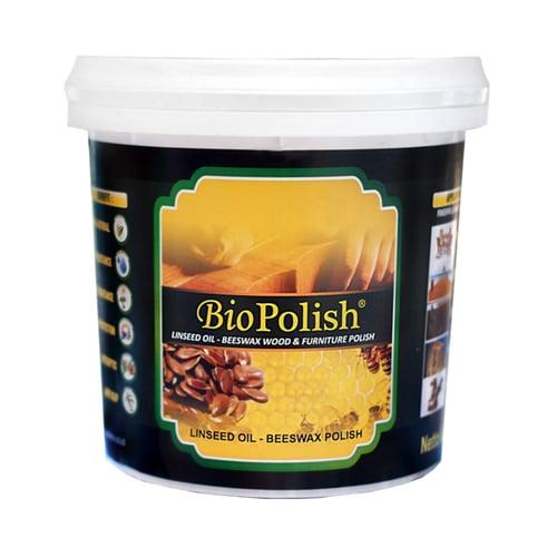 BIOPOLISH Polish Finishing Kayu Lantai Kayu Linseed Oil 800gr