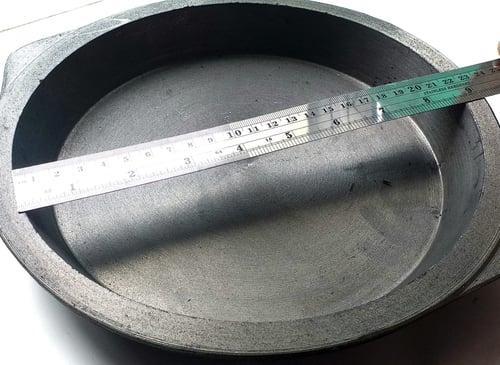 Cetakan Loyang Martabak Manis Bangka  Terang Bulan 22 cm