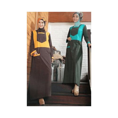 Long Dress Muslim Wanita SELENA 19