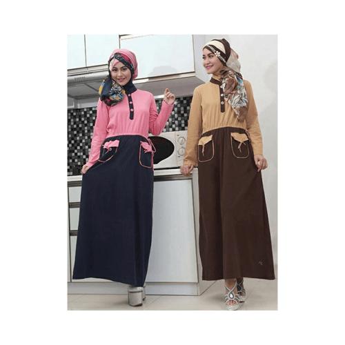 Long Dress Muslim Wanita SELENA SN 28 - L