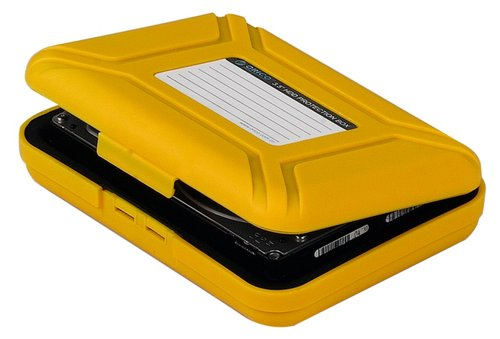ORICO PHX-35 3.5  HDD Protection Box Kuning