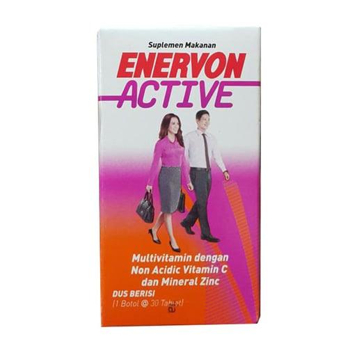 Enervon Active 30 Tab