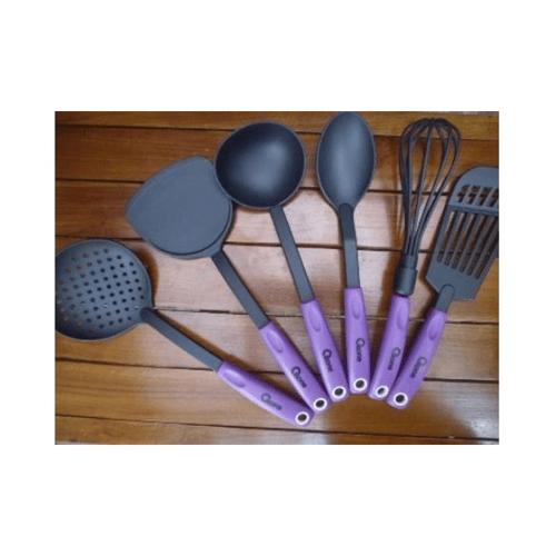 Oxone Spatula Kitchen Tools Nylon untuk Teflon OX-953