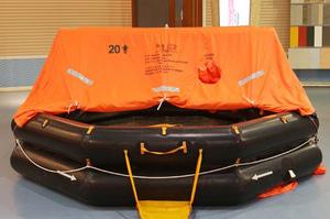 Marine Safety Liferaft Type KHA