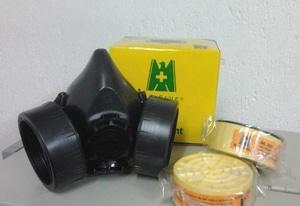 Masker Debu / Asap / Chemical Respirator Blue Eagle NP 306 + Filter
