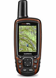 GARMIN Kalibrasi GPS GPSMAP 64S