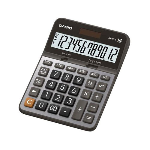 CASIO Pratical Calculator DX120B