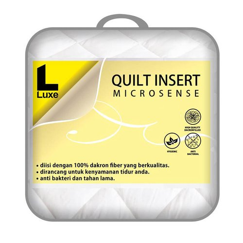 The Luxe Quilt Insert 260x230 Super King