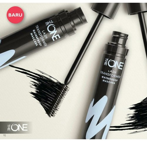 The one Mascara Lash Transformer waterproof