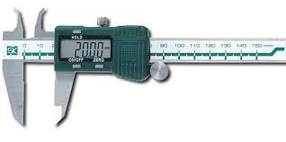 SK Digital Caliper IP67 D-150IP67S Jepang