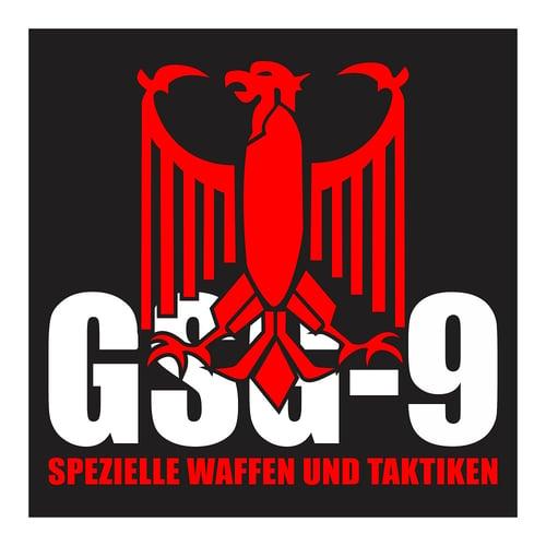 GSG-9 German Special Force, Cutting Sticker