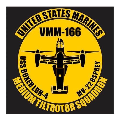 Boeing MV-22 Osprey 2 Cutting Sticker