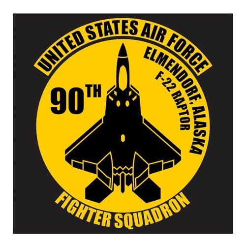 Lockheed F-22 Raptor 2 Cutting Sticker
